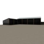 Extension Hangar Agricole - Senonnes (2)